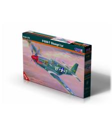 """1:72 Американски зитребител P-51 B-7 """"Shangri La"""""""