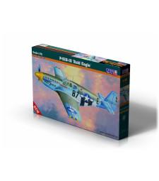"""1:72 Американски изтребител P-51 B-15 """"Bald Eagle"""""""