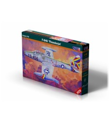 "1:72 Американски бомбардировач F-84G ""Thunderjet"""