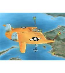 1:48 Самолет V-173 Flying Pancake