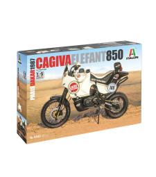 1:9 Мотоциклет CAGIVA ELEPHANT 850 1987