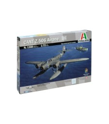 """1:72 Италиански хидроплан КАНТ З 506 АИРОН (CANT Z 506 AIRONE """"Historic Upgrade"""")"""