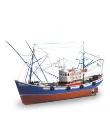 """1:40 """"Кармен II"""" - Класическа колекция дървени модели - Модел на кораб"""