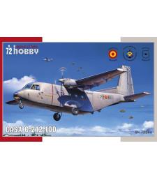1:72 Военен транспортен самолет CASA C-212-100