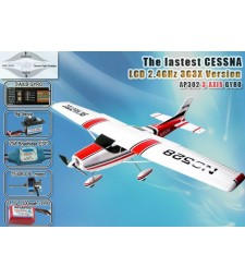 Радиоуправляем самолет Cessna182 2.4GHz 5CH RTF