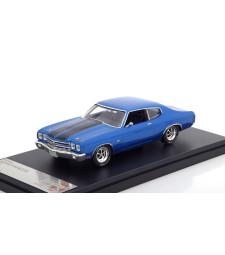 Chevrolet Chevelle SS, 1970 - Metallic-Blue & Black