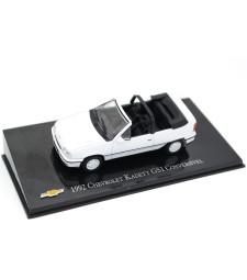 1992 Chevrolet Kadett GSI Conversivel, white