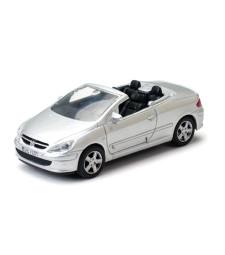 Peugeot 307 CC, Silver