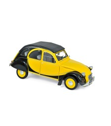 Citroen 2CV Charleston 1982 - Helios Yellow & Black