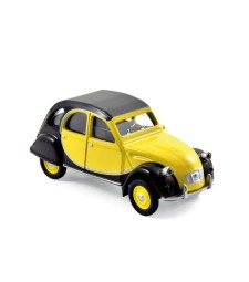 Citroen 2CV Charleston 1982 - Yellow & Black