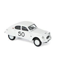 Citroen 2CV Dagonet - Rallye des Charentes 1956