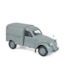 Citroen 2CV Fourgonnette 1957 - Grey