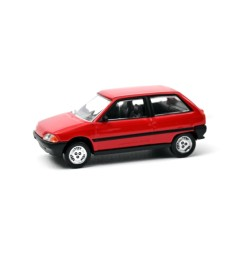 Citroen AX 1986 - Red