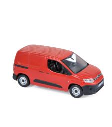 Citroen Berlingo Van 2018 - Red