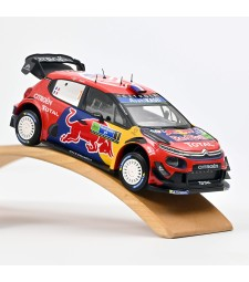 Citroen C3 WRC N°1 - Winner Rally Mexico 2019 – S.Ogier/J.Ingrassia