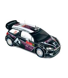 CITROEN DS3 WRC Rallye du Portugal 2012 Merksteijn Jr/Chevailler