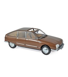Citroen GS Pallas 1978 - Cigale Brown