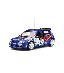 Citroen Saxo Kit Car #49 Loeb - Tour de Corse