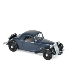 Citroen Traction 7C Faux Cabriolet 1937 - Dark Blue