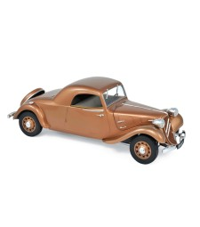 "Citroen ""Traction Avant"" 11B Coupe 1938 - Brown"