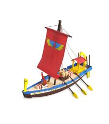 Клеопатра - Египетска лодка - Детска колекция