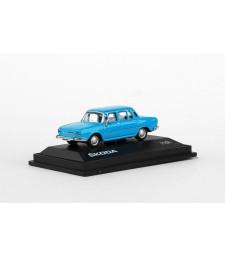 Skoda 110L (1973) - Light Blue