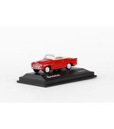 Skoda Felicia Roadster (1963) - Dark Red