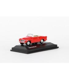 Skoda Felicia Roadster (1963) - Light Red