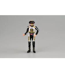 Figurine of the Racing Rider - Lukas Pesek 2009