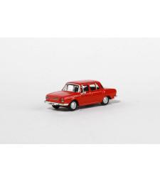 Skoda 110L (1973) 1:72 - Pepper Red