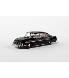 Tatra 603 (1969) - Black - Red Interior