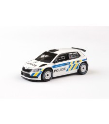 Skoda Fabia III R5 (2015) - Police of the Czech Republic