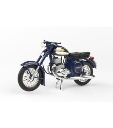 Jawa 350 Rocker Automatic (1966) - Blue Cobalt