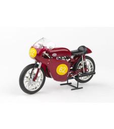 Jawa 350 2xOHC (1961) - German Grand Prix Hockenheim 1961 #62 Stastny