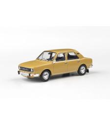 Skoda 105L (1977) 1:43 - Golden brown