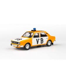 Skoda 105L (1977) - Czechoslovak Communist Police