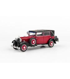 Skoda 860 (1932) - Dark Red