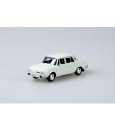 Skoda 110L (1973) - Ice White