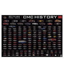 """Юбилеен плакат """"20 години CMC"""""""