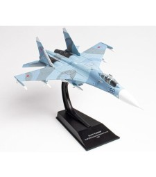 """Su-27P """"FLANKER"""" CCCP PVO (Soviet Air Defence Forces) 1989"""