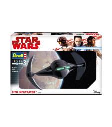 1:257 Sith Infiltrator - Star Wars