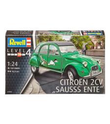 1:24 Автомобил Citroën 2CV Sausss Ente