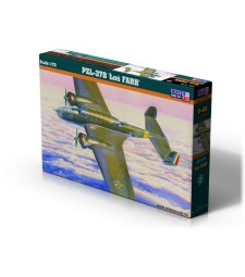 1:72 PZL P-37 VVS & FARR