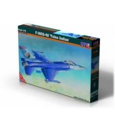 1:72 Американски самолет F-16C-42 Tulsa Indians