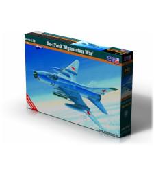 """1:72 Съветски щурмовик и бомбардировач Su-17M3 """"Afganistan War"""""""
