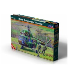 "1:72 Хеликоптер Mi-2T "" Commandos  Transport"""