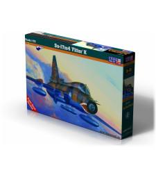 "1:72 Съветски щурмовик и бомбардировач Su-17M4K ""Fitter""K"