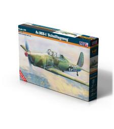 1:72 Германски тренировъчен самолет Ar.96 B-1 Schulflugzeug (с български декали)