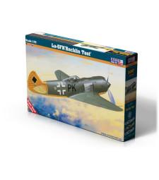 """1:72 Съветски едноместен едномоторен изтребител La-5 FN  """"Rechlin  Test"""""""