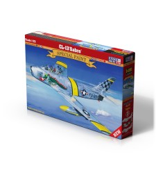 1:72 Реактивен изтребител CL-13/F-86F Sabre